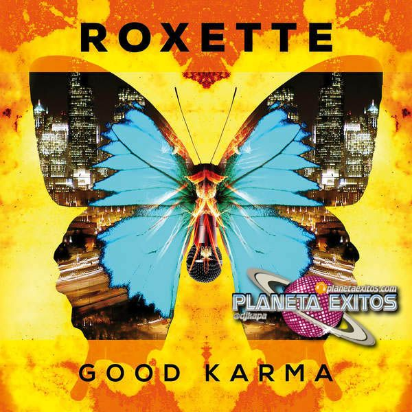 Roxette - Good Karma (2016) 320 Kbps  God love them, they came back with a belter.
