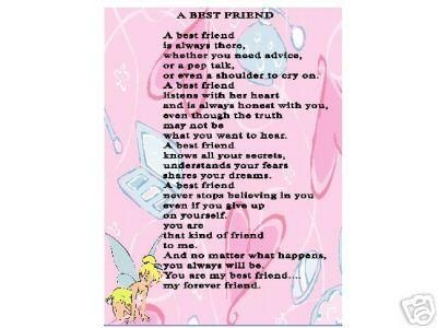 Best Friend Poems | HD Wallpapers Pulse | Friendship Thoughts ...