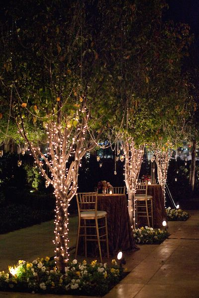A tip from The Ritz-Carlton, Dallas keep the lighting romantic and
