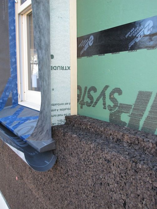 Close Up Of A Cork Project With A Shiplap Installation Which Eliminates Any Through Gaps And Keeps Moisture On Insulation Siding Cost External Wall Insulation