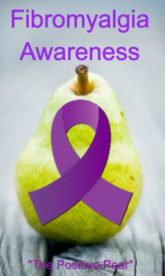 how fibromyalgia affects nervous system | Fibromyalgia-Awareness-The-Positive-Pear