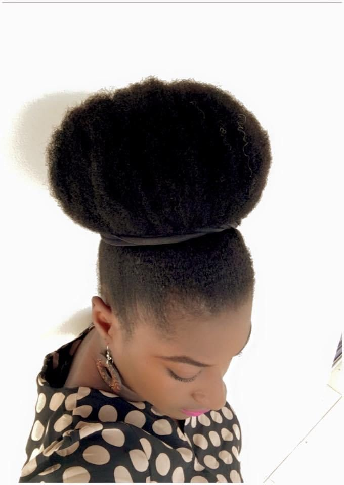 How To Maintain Your Natural Afro Hair With Images Natural