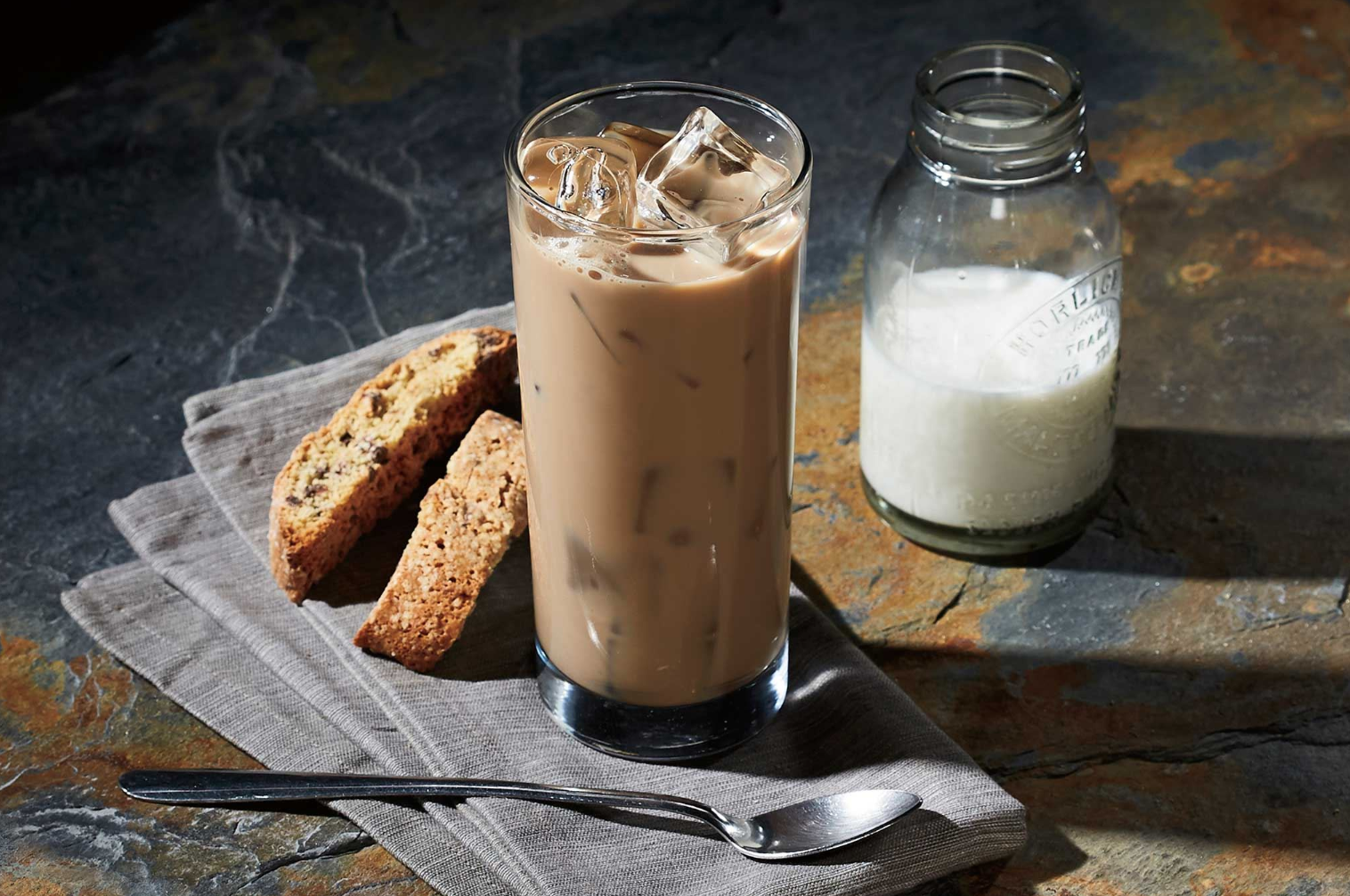 Vanilla Bean Iced Coffee Recipe Vanilla Bean Iced Coffee