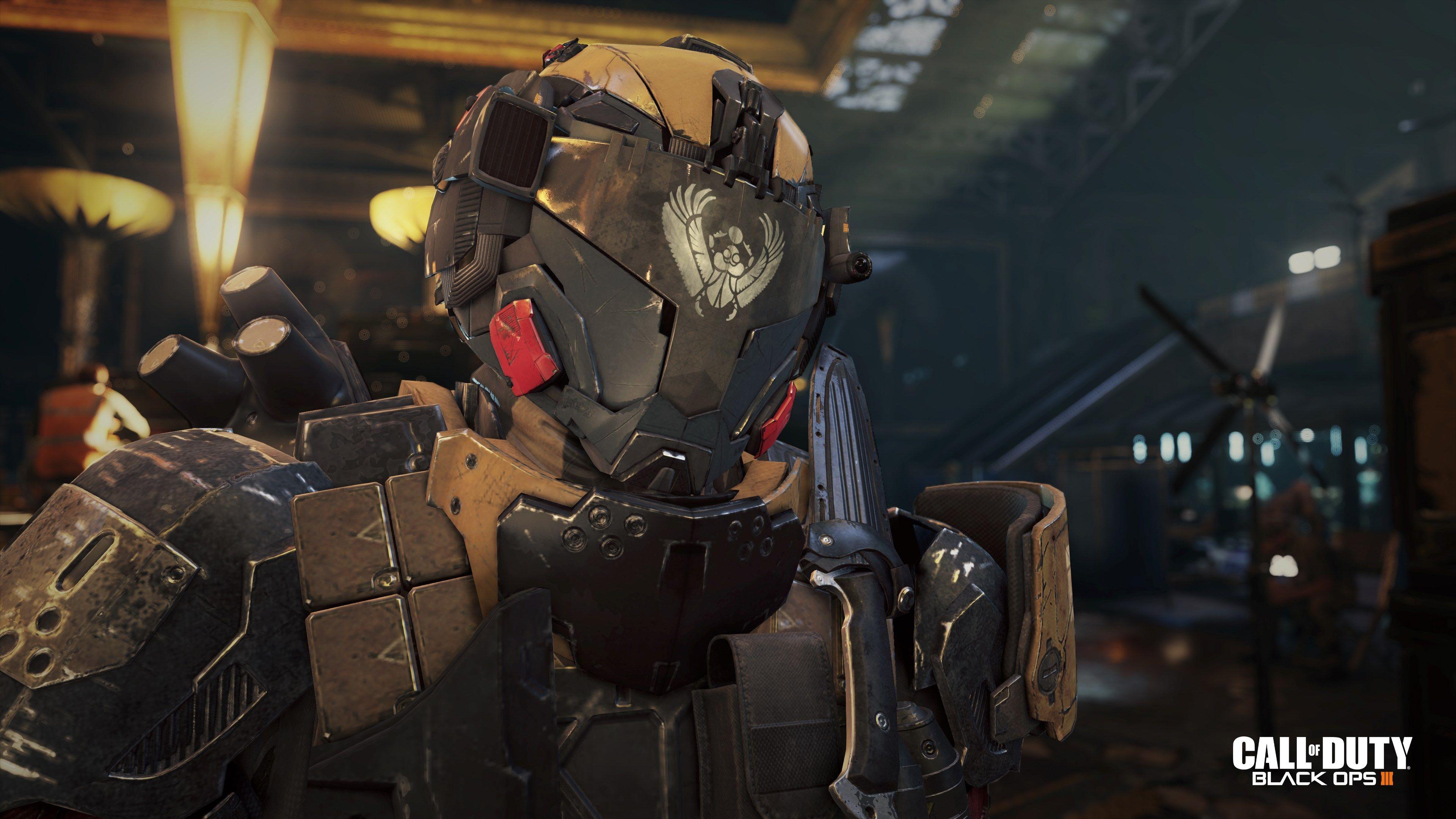 Call Of Duty Black Ops Iii 4k Wallpaper 3840x2160