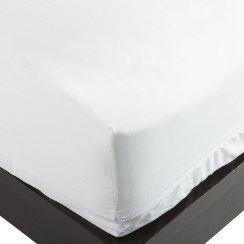 Stretch Knit Polyester Bed Bug Dust Mite Control Twin