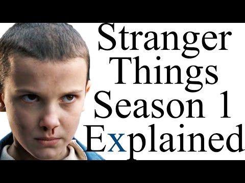 Stranger Things Burning Series