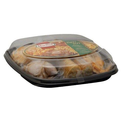 Hormel Turkey, Ham and Cheese Party Tray 28 oz