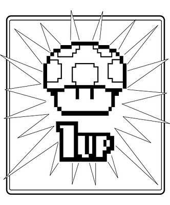 Super Mario coloring pages, pretty great, sorry to spam you all\'s ...