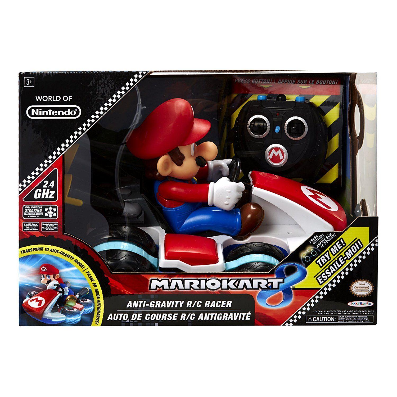 Amazon Com Mario Kart Anti Gravity R C Racer Toys Games Mario Nintendo Mario Kart