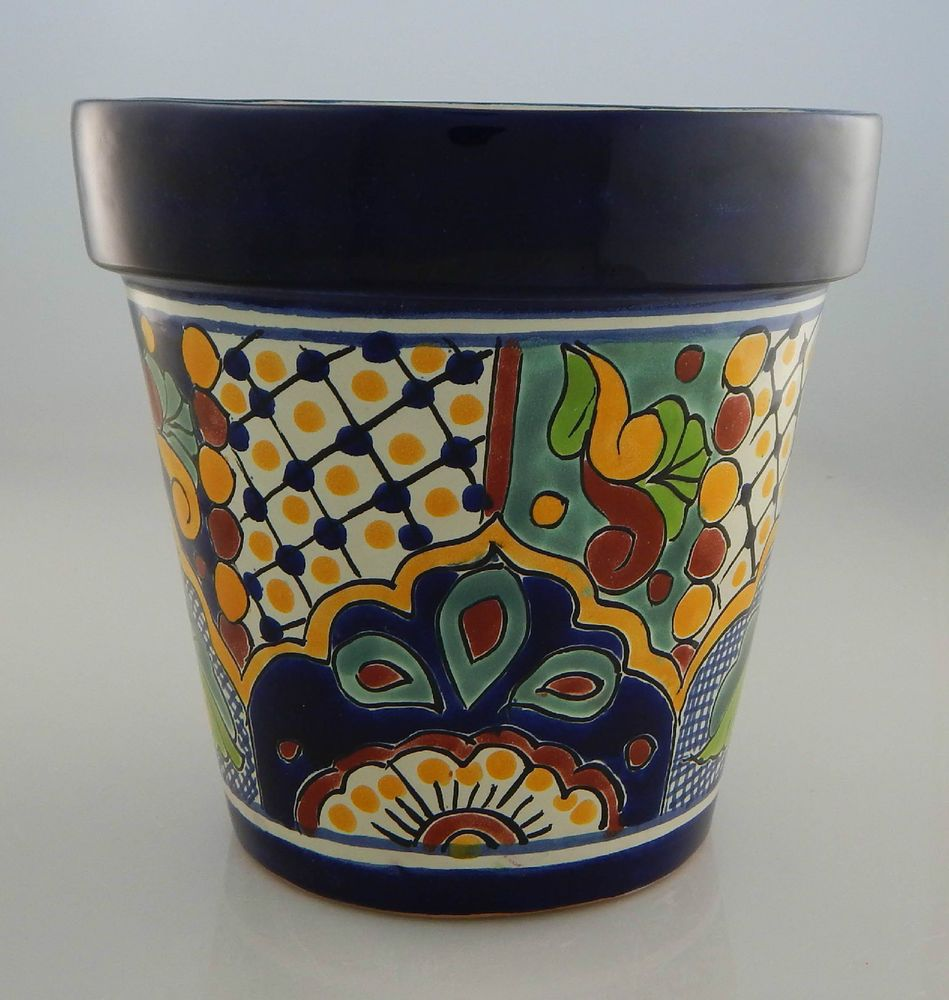 swap services products planter planters pottery the shop talavera mexican