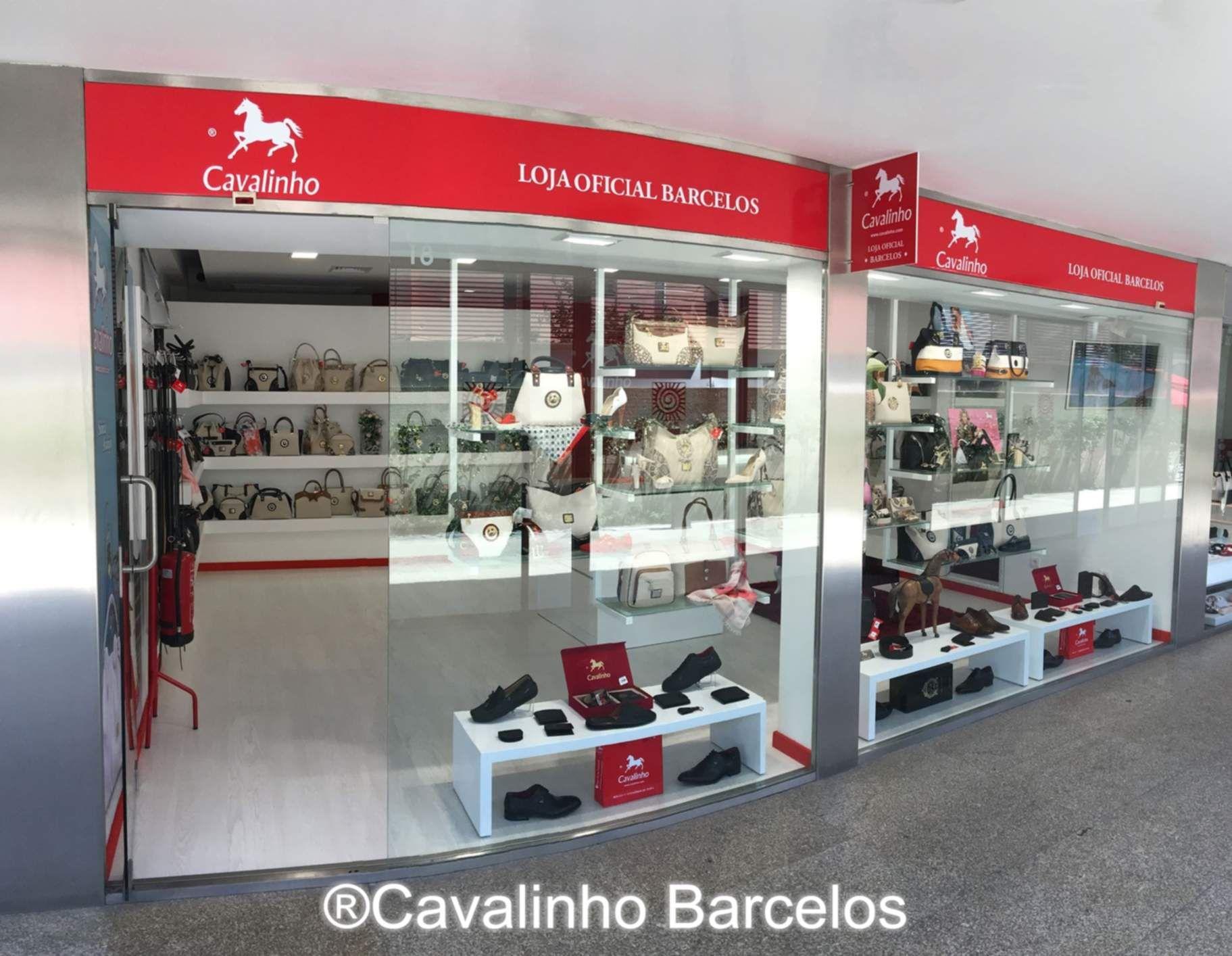 A Loja Oficial Cavalinho Barcelos. #cavalinhobarcelos #barcelos