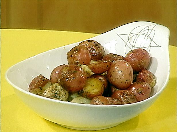 Red Potatoes and Thyme Recipe : Rachael Ray : Recipes : Food Network