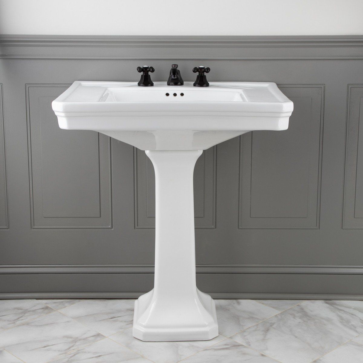 30 Inch Pedestal Sink Pedestal Sink Pedestal Sink Bathroom