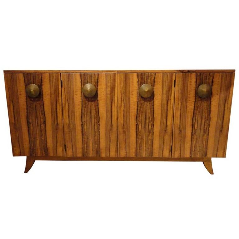 A Rosewood Sideboard by Gilbert Rohde | From a unique collection of ...