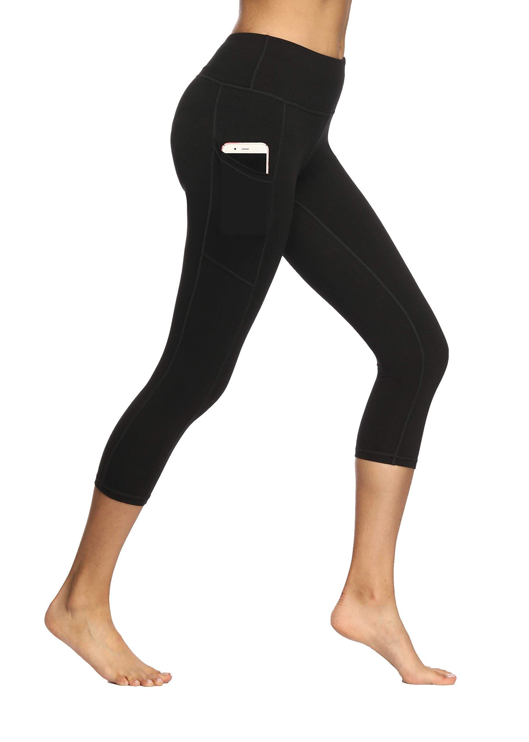 Pocket Yoga Pants Tummy Control Workout Running 4 Fengbay High Waist Yoga Pants