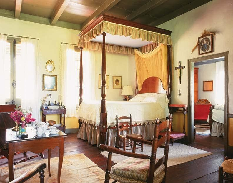 Authentic Restoration of a Creole Cottage   Creole cottage ... on French Creole Decorating Ideas  id=64195