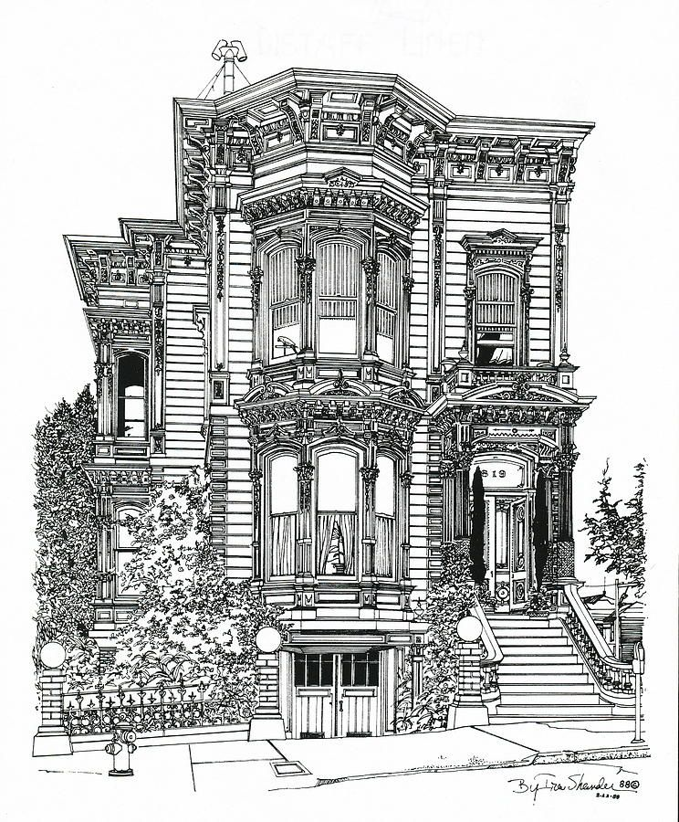 My Dream House Architecture Drawing House Drawing Architecture Sketch