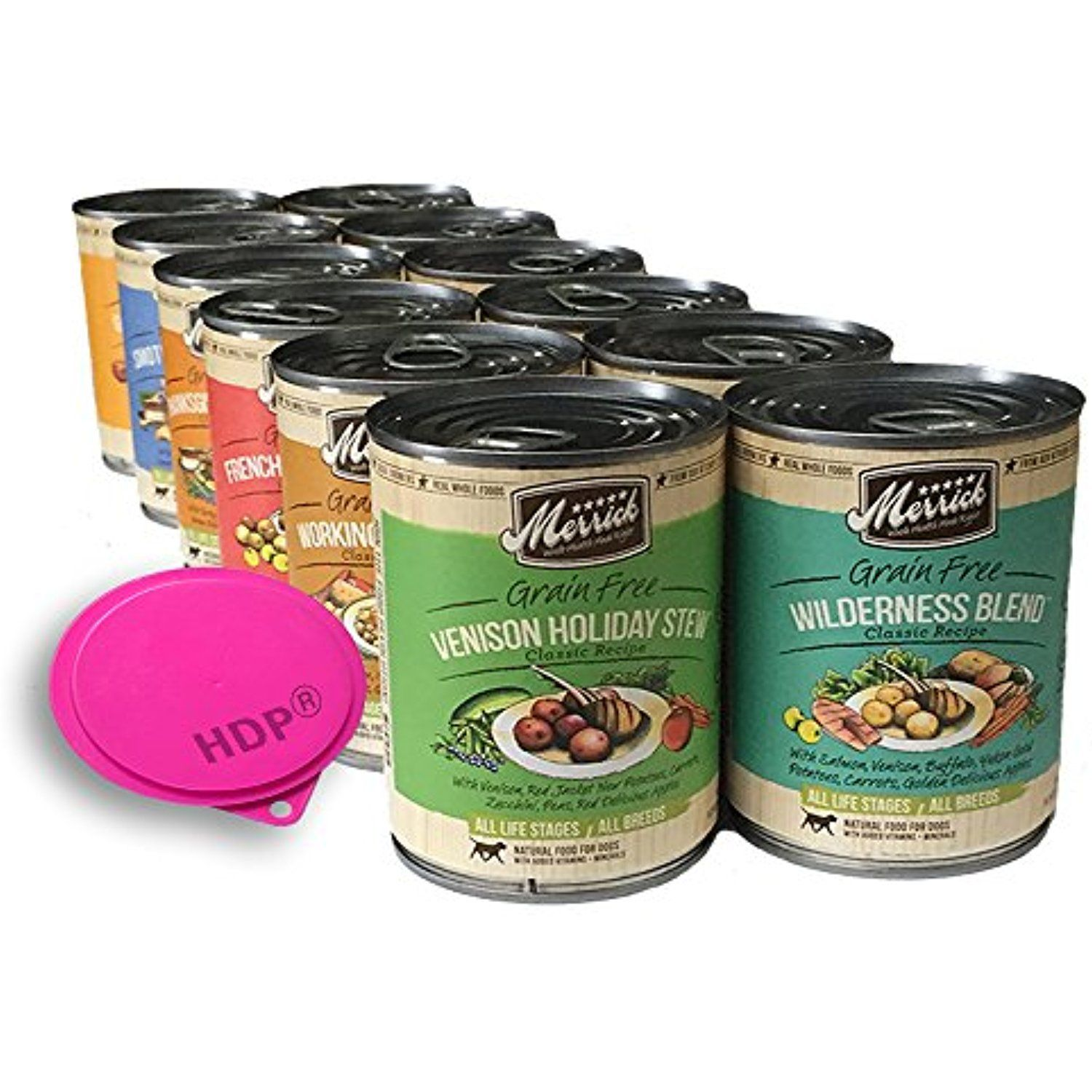 12 Merrick Cans 13.2oz. Mix and Match Do you want
