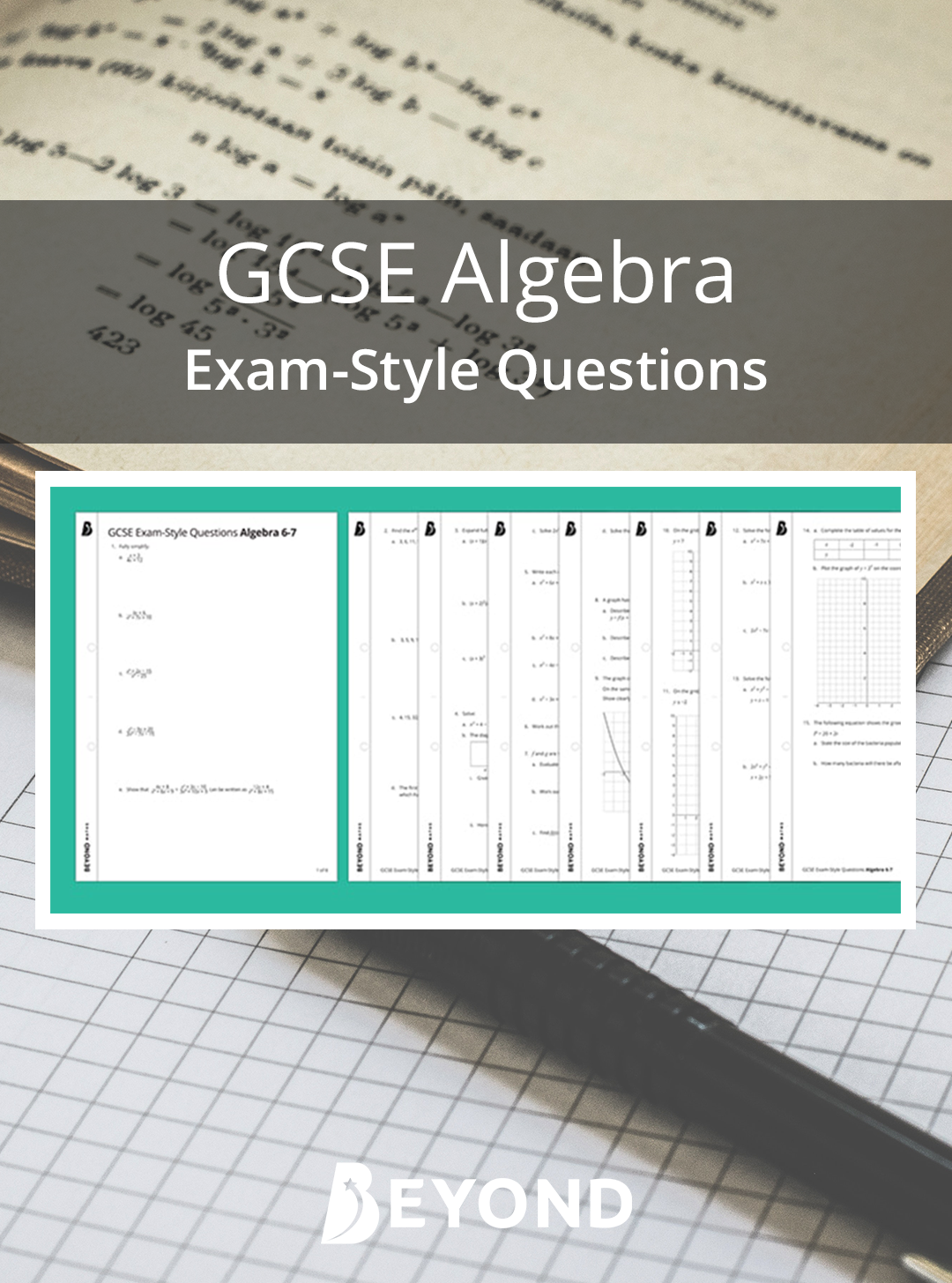 Aimed At Higher Students Who Are Hoping To Achieve A Gcse
