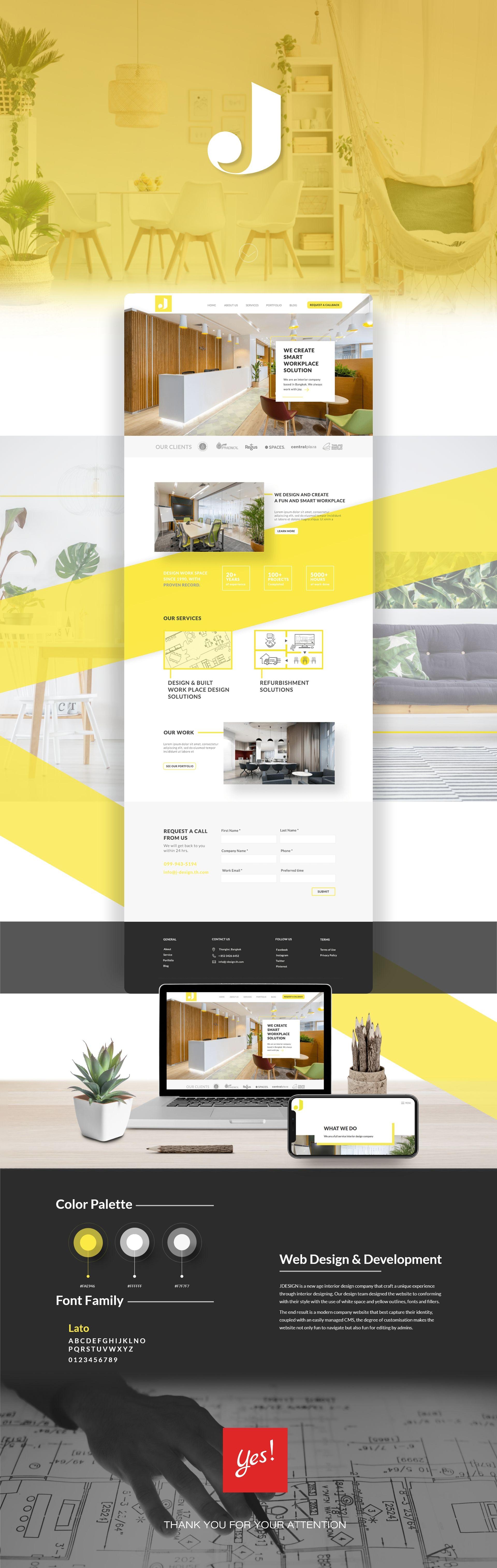Bangkok Web Design By Yes Web Design Studio Bangkok Thailand