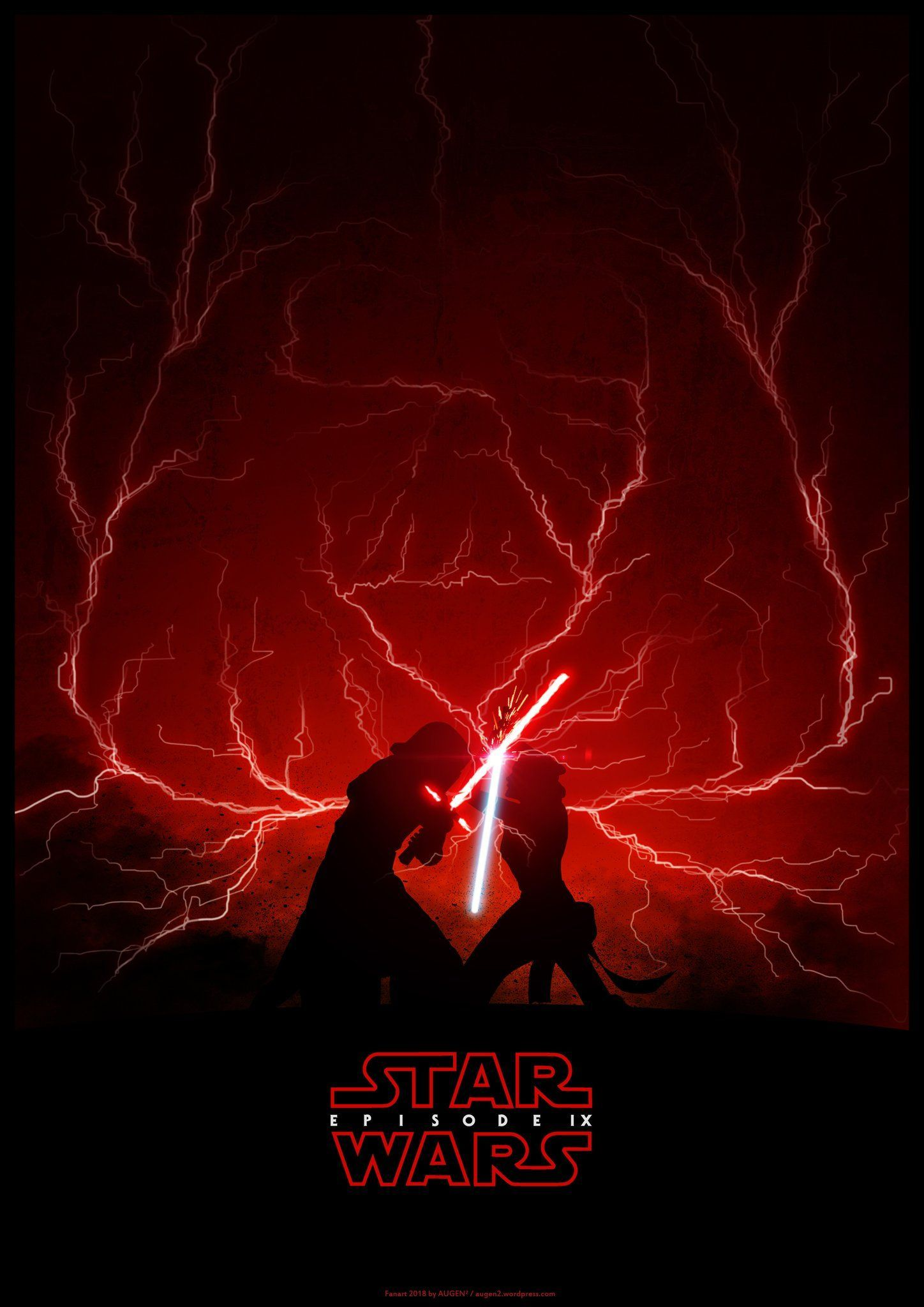Star Wars The Rise Of Skywalker Hd Wallpapers 7wallpapers Net Star Wars Theories Star Wars Sith Star Wars Poster