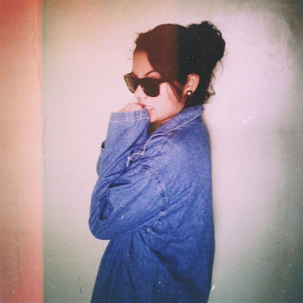 Tumblr Polaroid vintage girl Jennis style shot by Bryxn ...