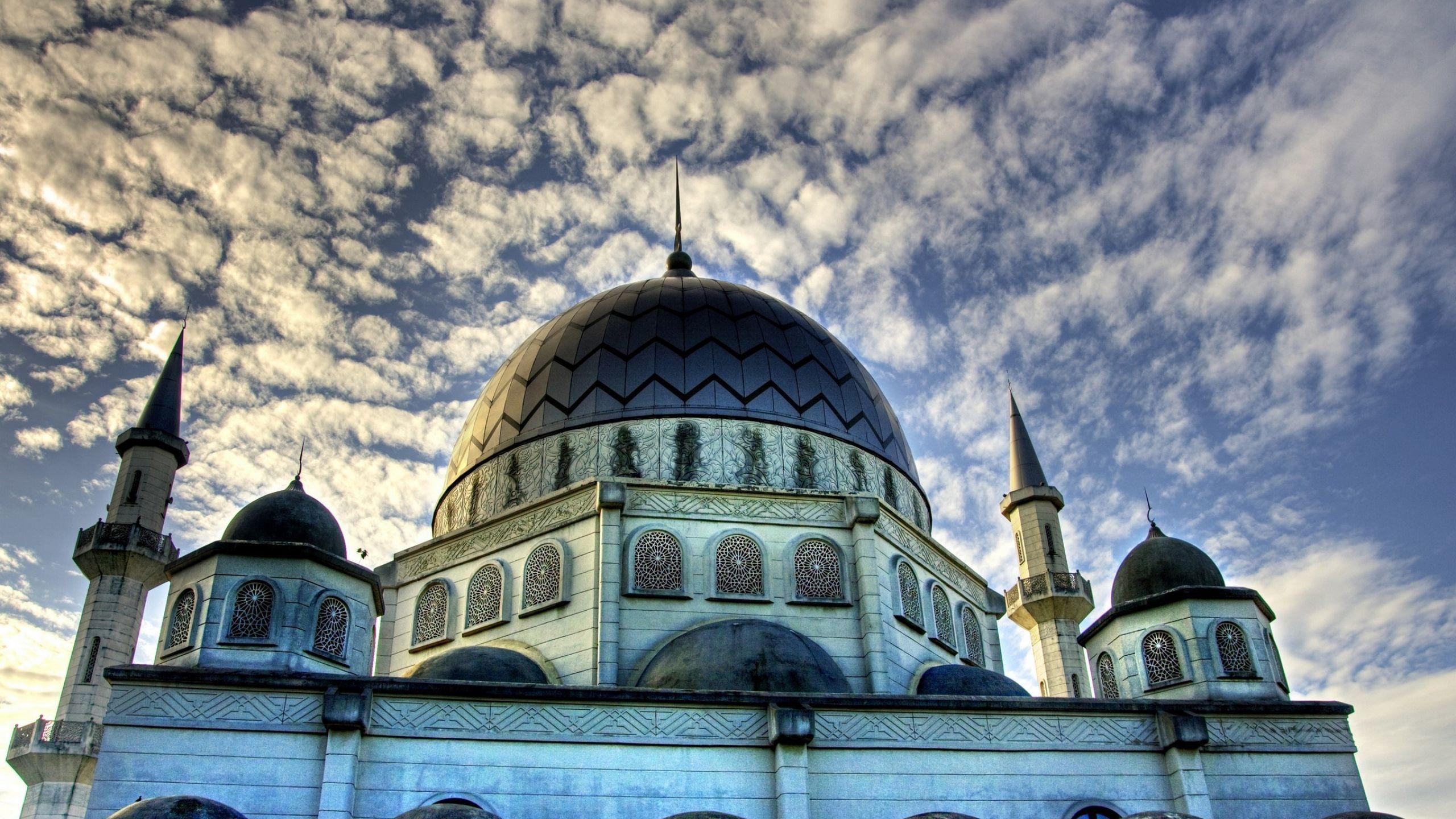 Mosque Hdr Hdpicorner Islamic Wallpaper Hd Islamic Wallpaper Mosque