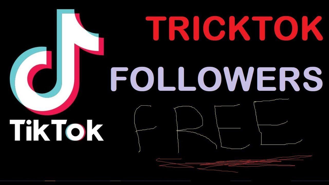 Tricktok Followers Free Tiktok Followers With Tricktok Free Followers How To Get Followers Heart App