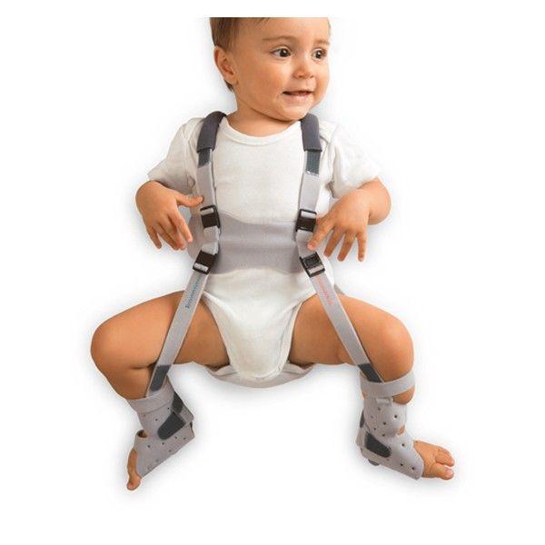 ARNÉS DE PAVLIK - REF: OP1170: Caderas displásicas, luxables o inestables de los primeros meses de vida, subluxaciones y como complemento de otros tratamientos ortopédicos o quirúrgicos.