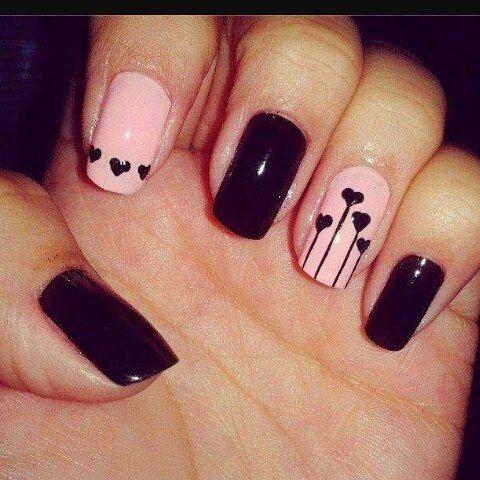 Decoración de uñas #mujer #estilo #bellezaviral