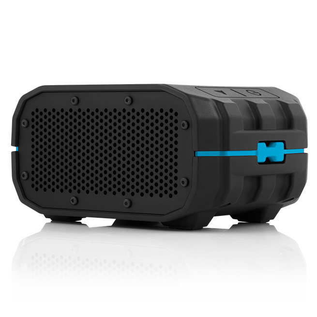 rugged portable speaker miltary