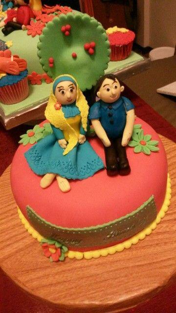 Bday Cake Class Birthday Cake Cake Birthday Cake Dan Desserts