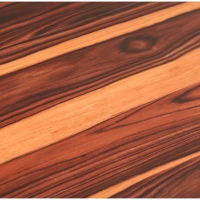 Trafficmaster African Wood Dark 6 In X 36 In Luxury