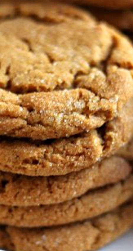 The Best Gingersnap Cookies Ever Recipe Cookie