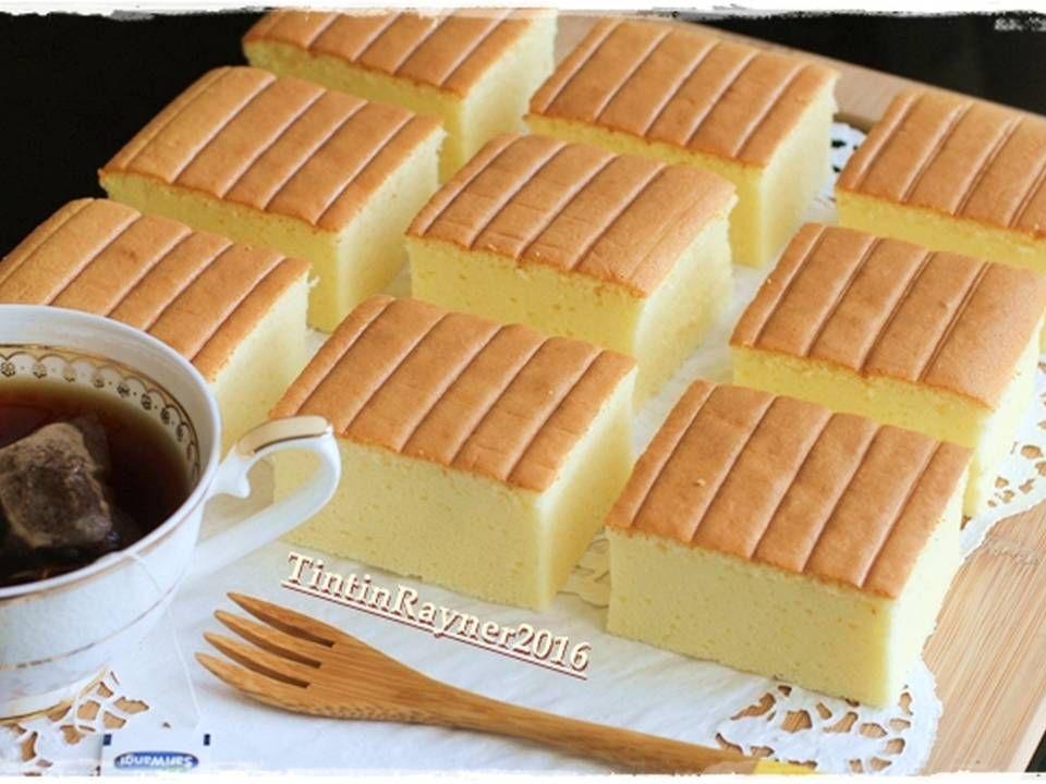 Resep Ogura Cake Cheese Cottony Cake Oleh Tintin Rayner Resep Resep Egg Tart Resep Makanan