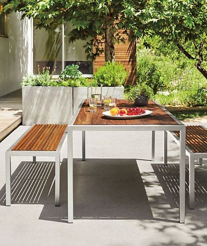 Room & Board has lots of new options in its Outdoor Collection to make your  summer - Room & Board Has Lots Of New Options In Its Outdoor Collection To