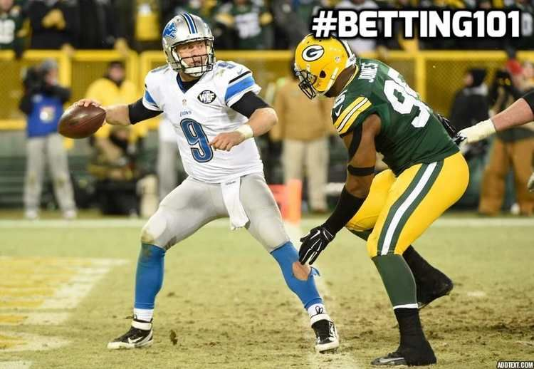 Betting101 Raiders & Lions drawing a lot of early week