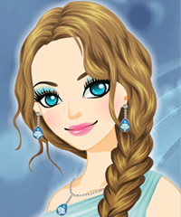 Hair Page 1 Makeover Dress Up Games Boho Chic Hairstyles Makeover Boho Hairstyles
