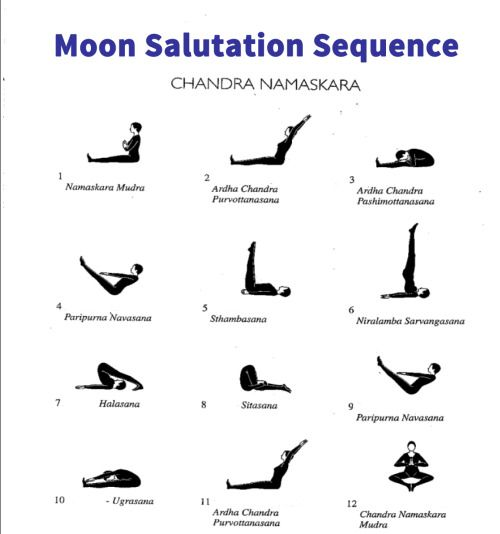 slow flow yoga sequence - Google Search