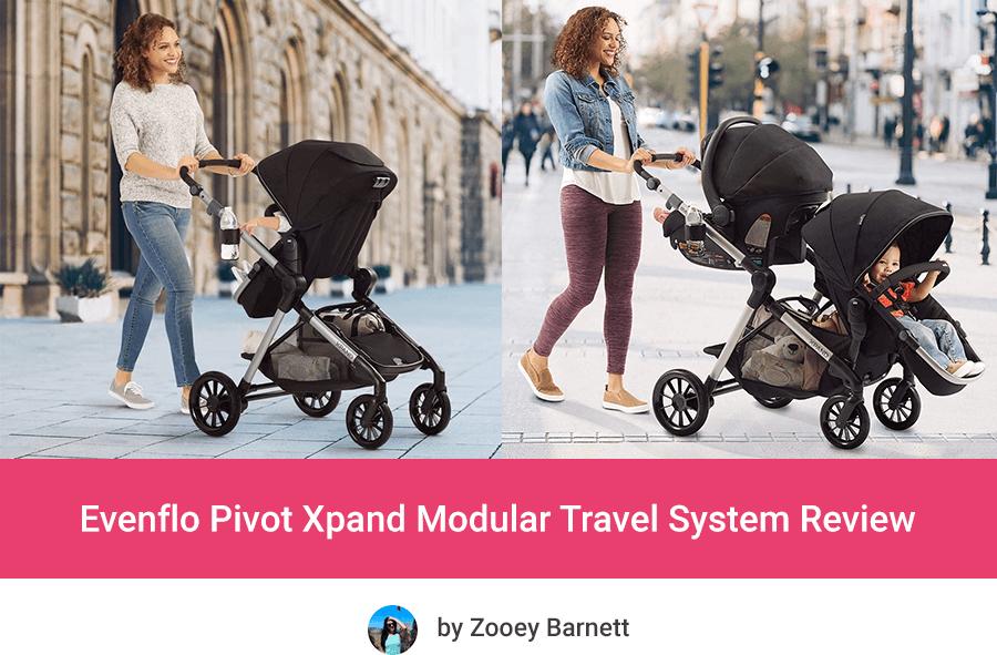 Evenflo Pivot Xpand Modular NEW Cheap Expandable