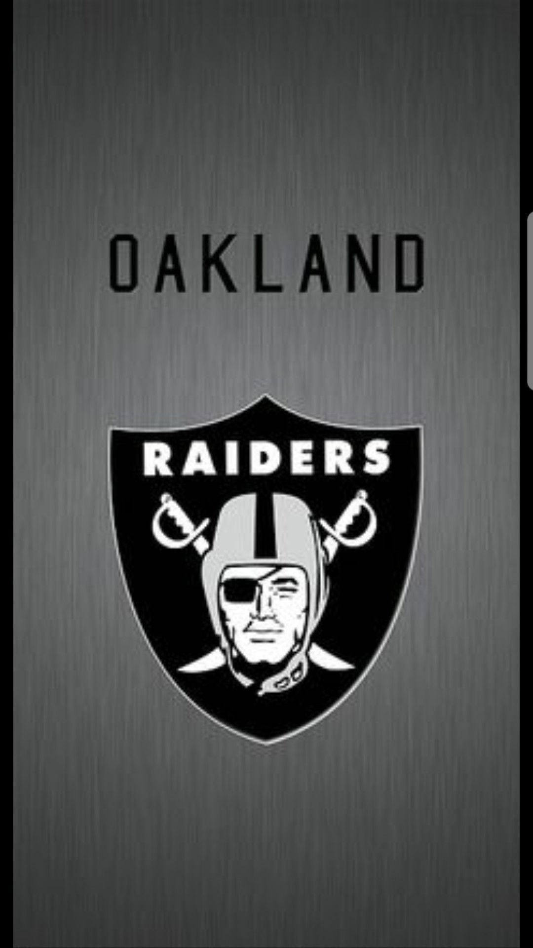 Pin By Archie Douglas On Sportz Wallpaperz Raiders Wallpaper Oakland Raiders Logo Oakland Raiders Wallpapers