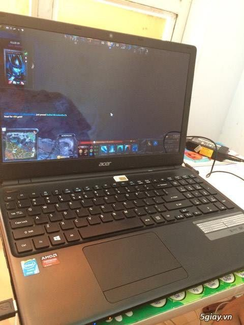 Acer E1  572G I5 4200  8gb ram 1TB HDD VGA 8750M cần bán giá tốt