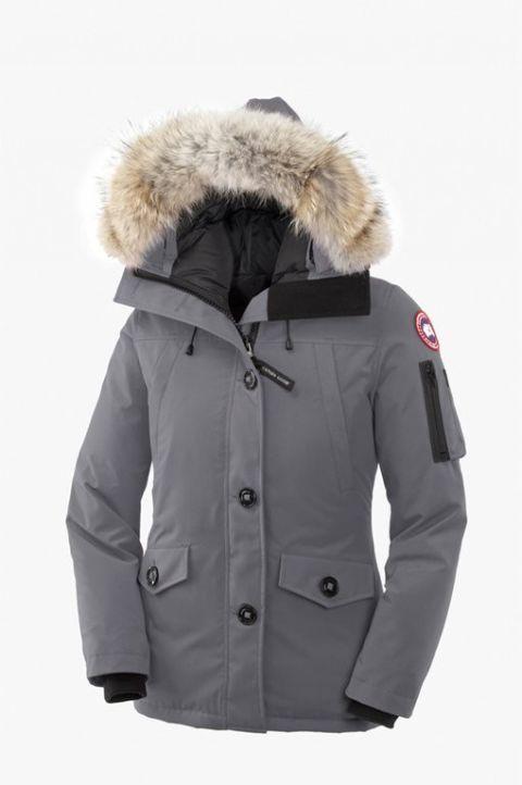 canada goose jacket grey