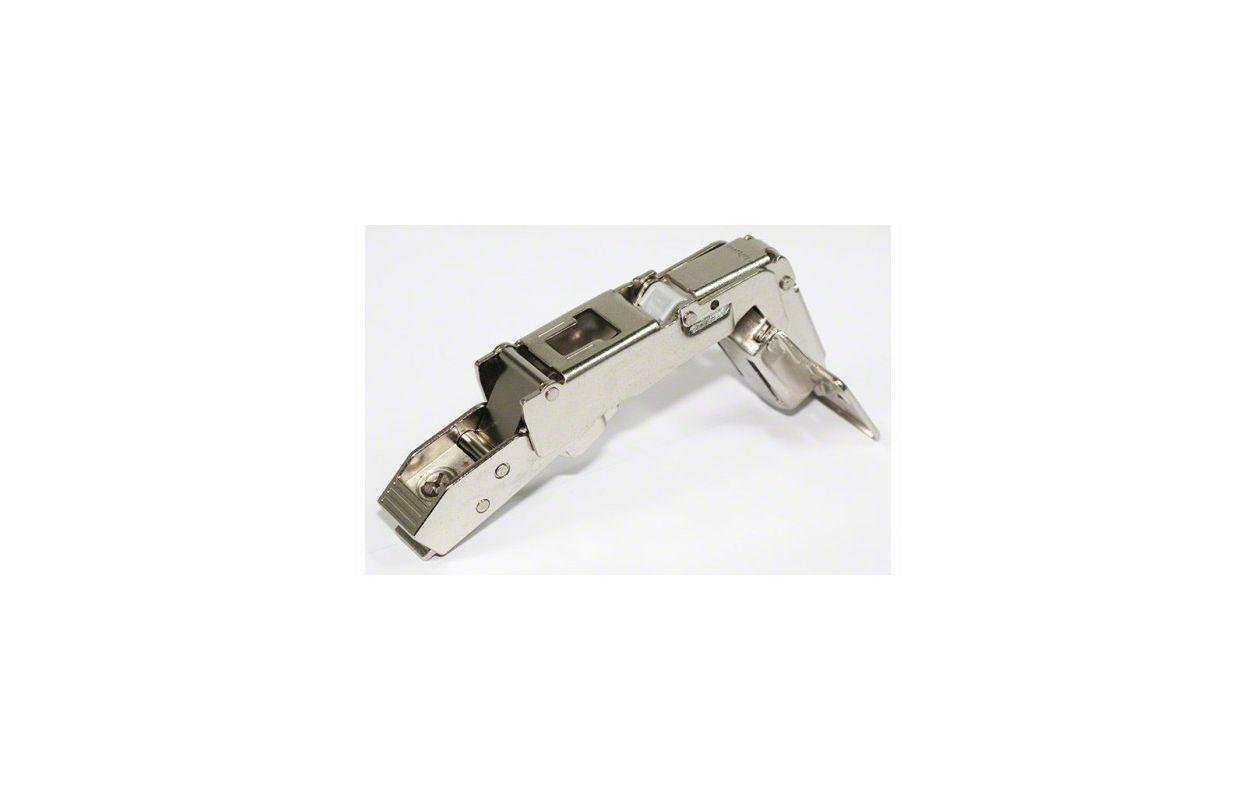 Blum 71t6550 Clip Top Full Overlay Screw On Cabinet Door Hinge With