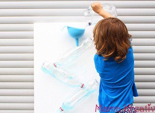 6 coole Spiele mit Wasser für Kleinkinder + Video Im, Videos and - wasserspiel fur kinder im garten