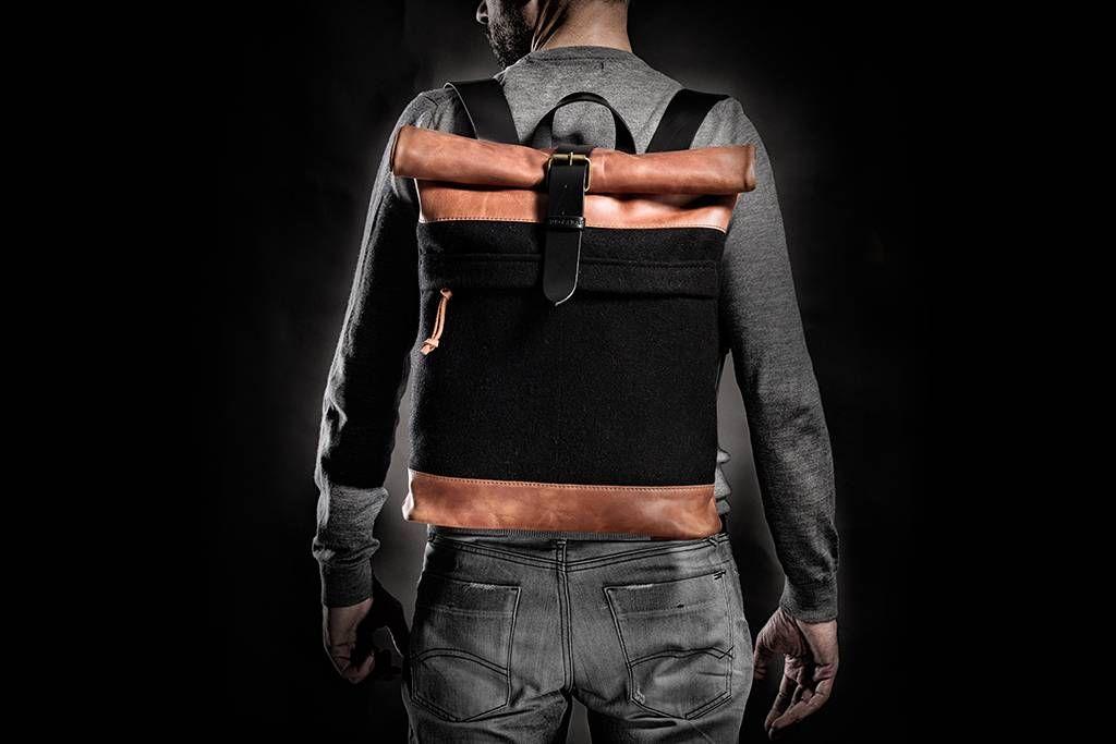 Vintage backpack Vladimir | Urban Bozz