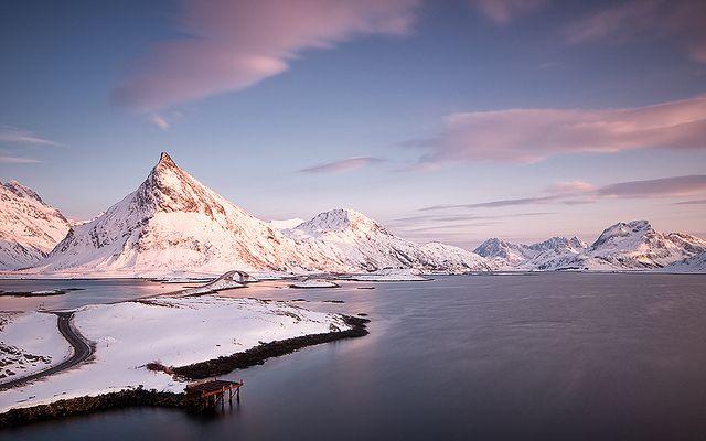 arctic light by spreephoto.de, via Flickr