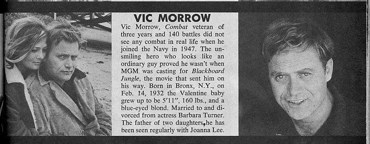 Vic Morrow