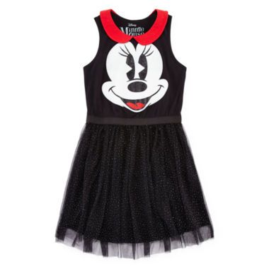 e77a8f661eeb4 Disney Minnie Mouse Sleeveless Knit Dress – Girls 7-16 found at @JCPenney.  mothers, if you have a daughter or niece who loves minnie mouse. well you  can get ...