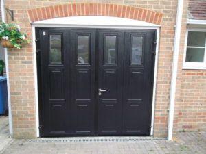 Side Hung Garage Doors Upvc | http://pamelaspice.us | Pinterest ...